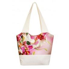 Міська сумка XYZ С0318 Флер Лілія Біла