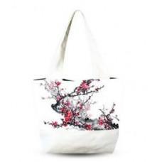 Міська сумка XYZ С0320 Флер Гілка Біла