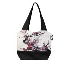 Міська сумка XYZ С0321 Флер Сакура Чорна