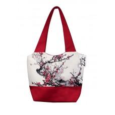 Міська сумка XYZ С0322 Флер Сакура Червона