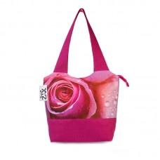 Міська сумка XYZ С0326 Флер Троянда Малинова