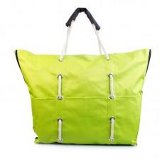 Пляжна сумка XYZ С3002 Безвіз Салатова