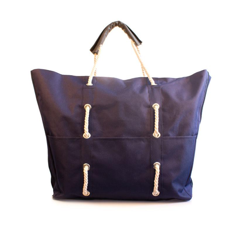 a7030cc81663 Пляжная сумка XYZ С3004 Безвиз Темно-синяя заказывайте недорого в ...