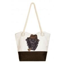 Міська сумка XYZ С0503 Санбич Дог біла