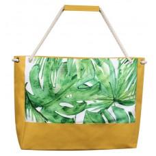 Пляжная сумка XYZ Holiday 2203 тропические листья