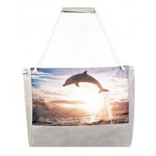Пляжная сумка XYZ Holiday 2211 дельфин