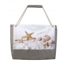 Пляжная сумка XYZ Holiday 2212 ракушки