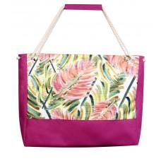Пляжная сумка XYZ Holiday 2223 разноцветные