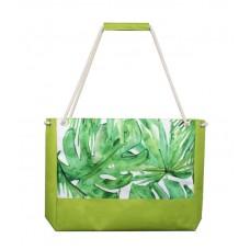 Пляжна сумка XYZ Holiday 2261 тропічні листя