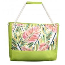 Пляжна сумка XYZ Holiday 2262 різнобарвні листя
