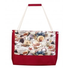 Пляжна сумка XYZ Holiday 2271 розсип черепашок