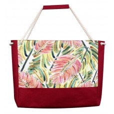 Пляжна сумка XYZ Holiday 2276 кольорові листя