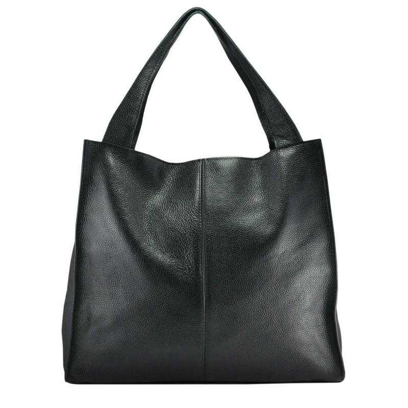 b1d0c274ccf3 Женская кожаная сумка Mesho чёрная — купить в интернет-магазине ...