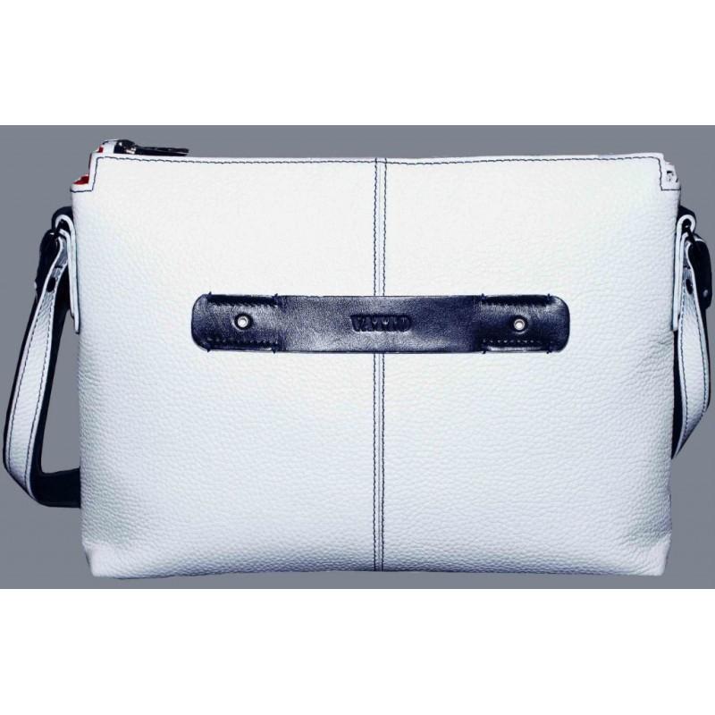 Жіноча шкіряна сумка Wk31 Fl6N4 біла — купити в інтернет-магазині ... e0f79e3459613