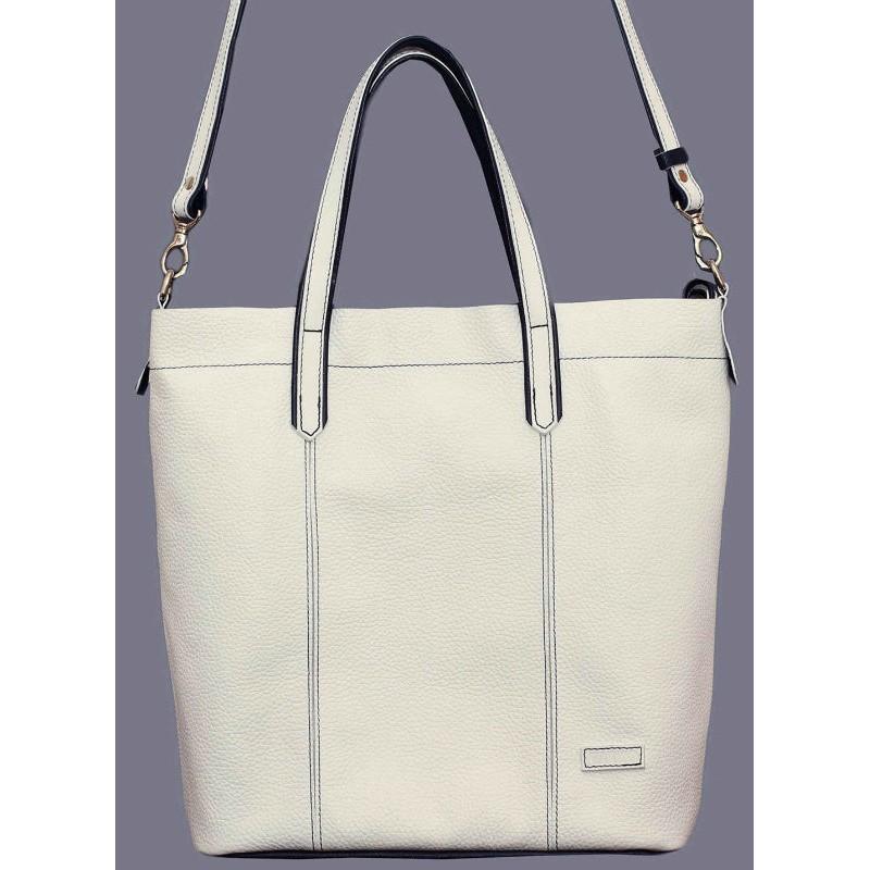Жіноча шкіряна сумка VATTO Wk43 Fl6 біла — купити в інтернет ... ce6a74ed6a335