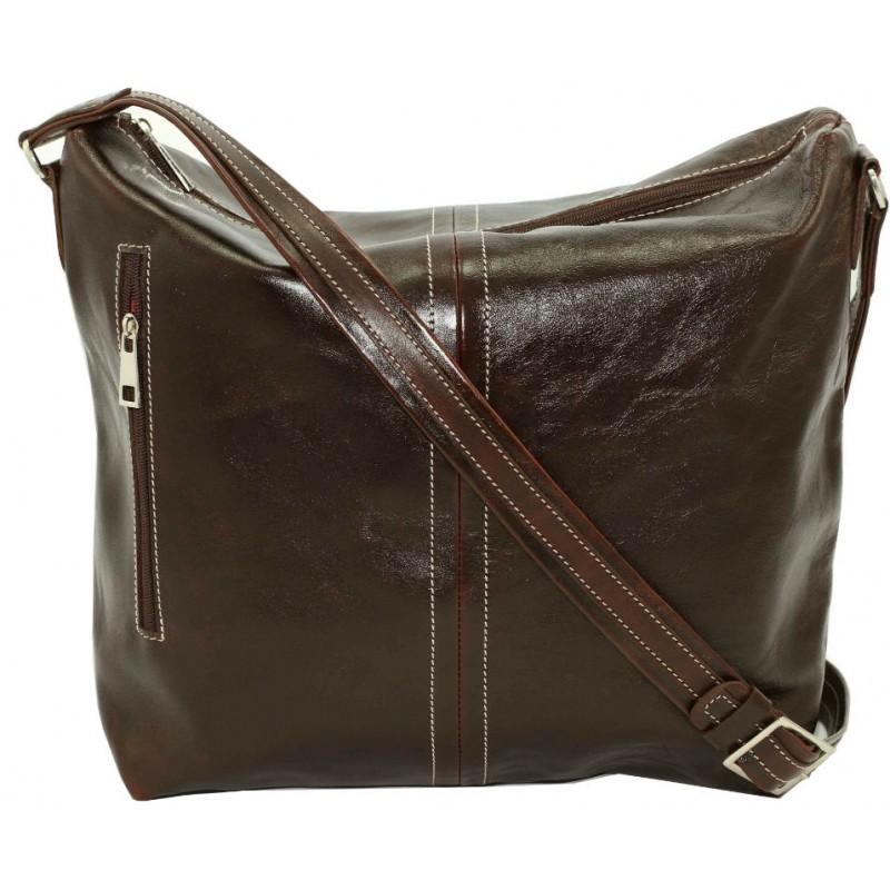 Жіноча шкіряна сумка VATTO Wk53 Rabat400 коричнева — купити в ... 8edaf3fd48535