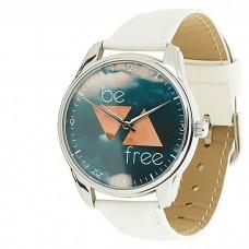 """Часы наручные """"Будь свободным"""""""
