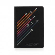 """Обложка для паспорта """"Вылет"""""""