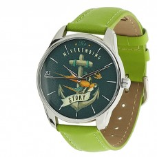 """Часы наручные """"Бесконечная история"""" зеленый"""