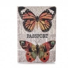 """Обложка для паспорта """"Бабочка"""""""
