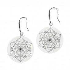 """Сережки """"Геометрія"""""""