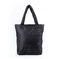 Дутая сумка POOLPARTY ns3 черная