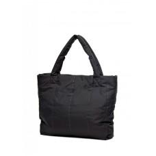 Дутая сумка POOLPARTY ns8 черная