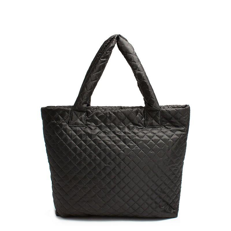 c3857300f3c2 Стеганая сумка POOLPARTY pp1-eco черная купить от украинского ...