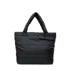 Дутая сумка POOLPARTY pp4 черная