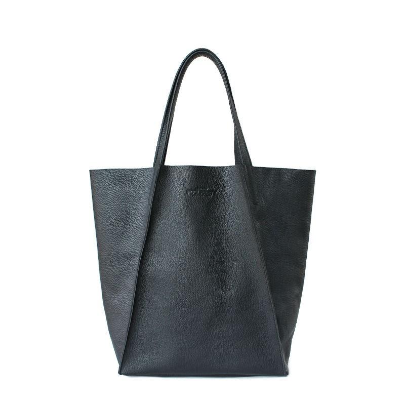 Женская кожаная сумка POOLPARTY edge черная купить от украинского ... 6ee2684f39a